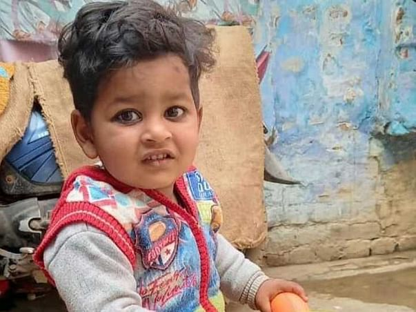 Support To Raise A 2 Years Old Kid Who Lost His Father In Accident