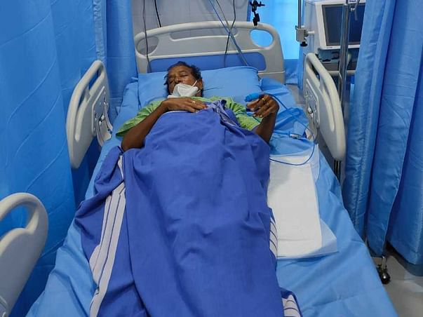 Support Narayan Recover From Severe bleeding