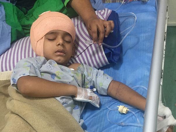 Help My Son Undergo Cochlear Implant Surgery