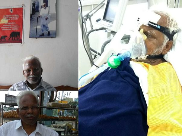 Help Divya's Grandfather For His Covid Treatment!