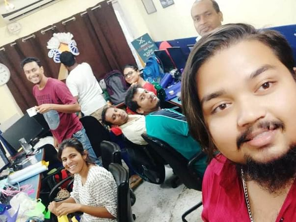 Support Naiwrita Sinha recover from Coma