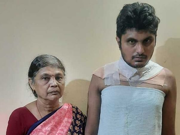 Support For Naveen Kumar To Undergo Pacemaker Implantation.