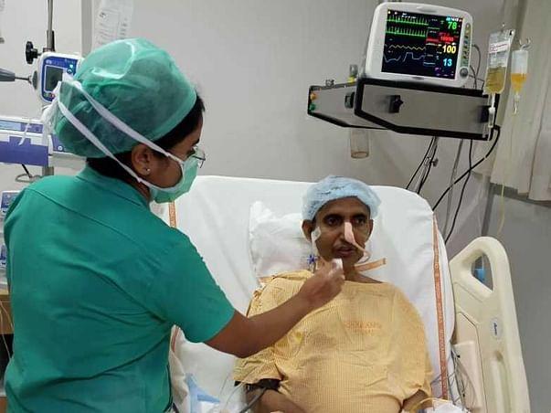 Help Prabhakar Rao Kosuri Recover Liver Cirrhosis With Hypertension