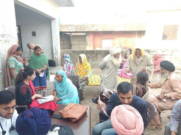 Help Poor Rural Elderly with Medicines