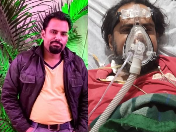 Help Ashish fighting for Post Covid Complication (Lung Damage)