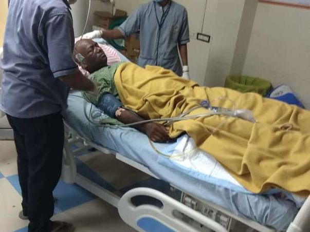 Help My Brother Gangadhar Recover Accidental Injury