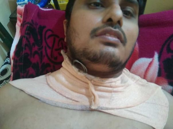 Support Naveen For His Pacemaker Implantation