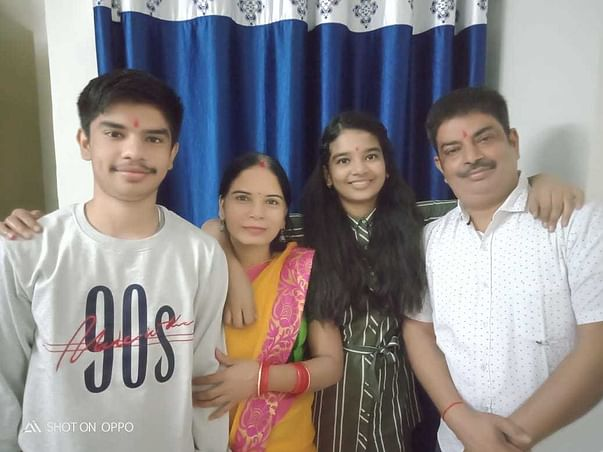Help Vishwanath dependents Wife, 16 year son and 14 year daughter
