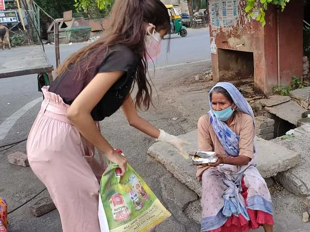 Help Lucknow Fight With Hunger