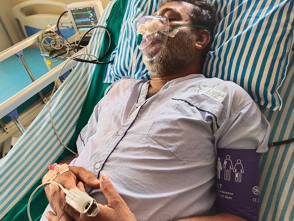 Help Kanaiyalal Gangwani Raise Funds To Fight Against Mucormycosis