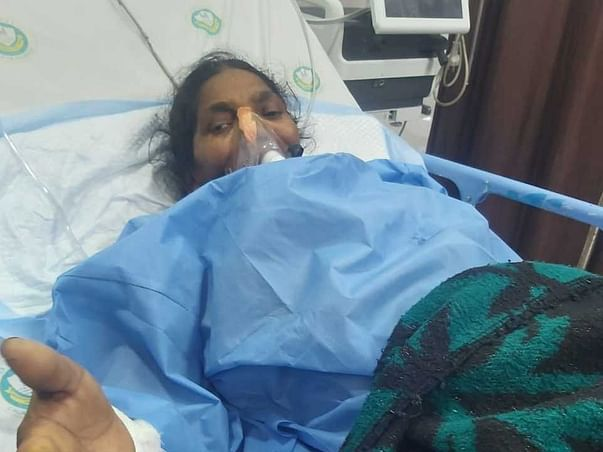 Help My Mother For Lungs Infection