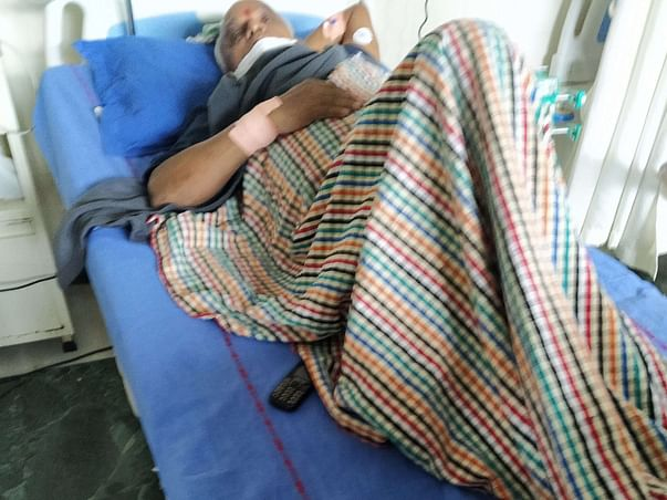 Help My Father Recover From Heart Stent Operation