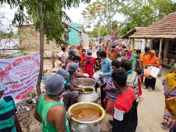 Help Cyclone Yash Affected Poor People