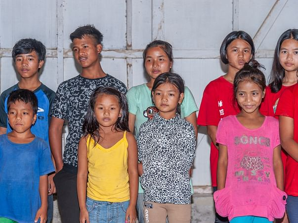 Children In Orphan Homes Need Our Support During COVID-19 Lockdown.