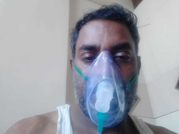 Support Lakshmi Narayanan Recover From Lung Infection Due To Corona