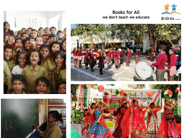 Help us keep the libraries running for underprivileged students