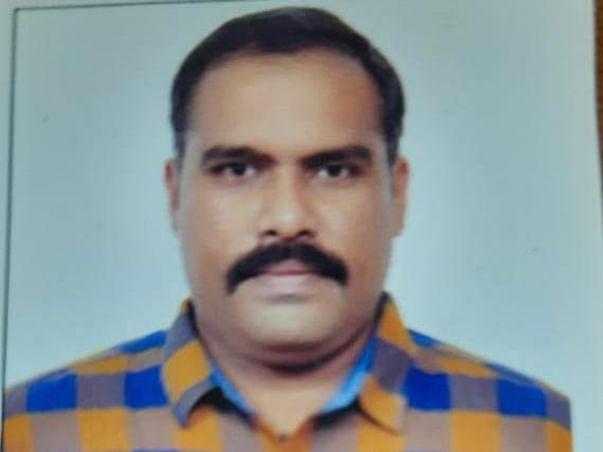 Help Balaji Fight COVID