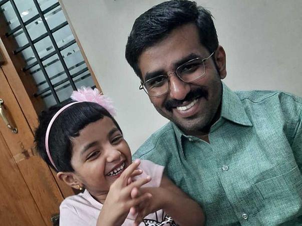 Help Naveen's Young Kids