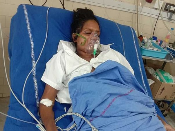 Support Priyanka To Recover From Paralysis