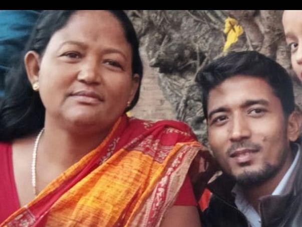 Help Lakshmi Di, Save Her Son
