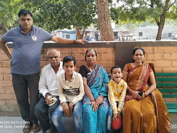 Support Satish's Family