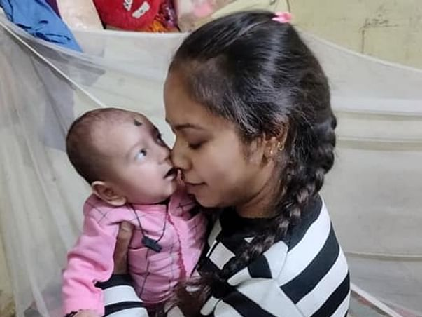 Help Annu Unite With Her 6-Month-Old Son