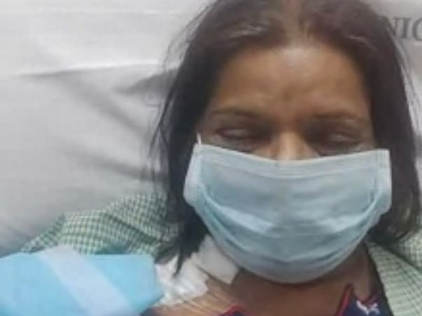 Help My Mother fight Fungal Sinusitis
