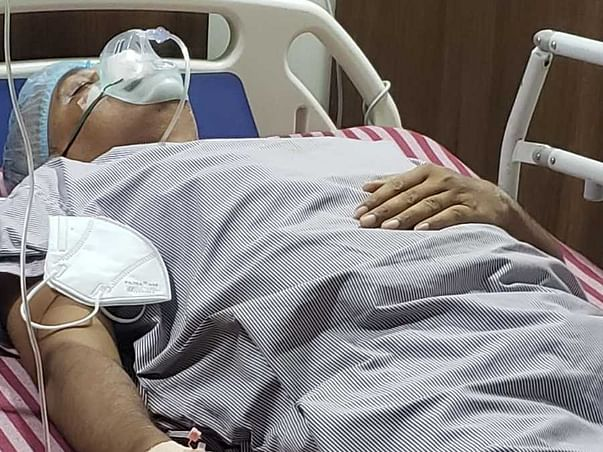 Support Narendra Narole Recover From Mucormycosis