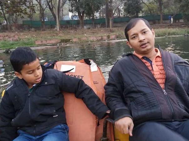 Raising Fund For Late Manas Ranjan( 36-Years-Old)