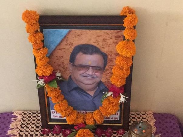 Support Nalin Raval's Family Who Lost Him To COVID-19
