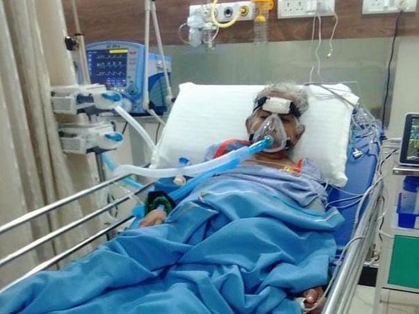Support My Mother To Undergo Regular Dialysis