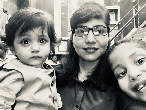 Help Prerna (Mother of 2 Kids) fight this Rare Cancer