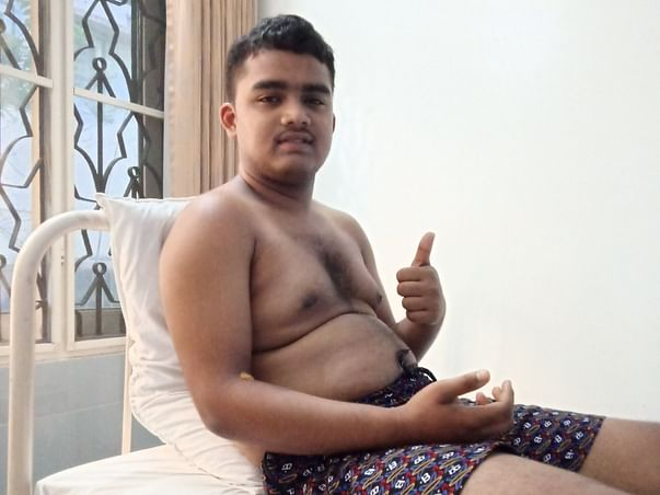 Help Nikhil To Fight With MOG Disease
