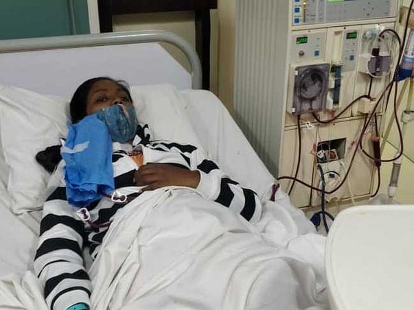 Help Uma with Kidney Transplant