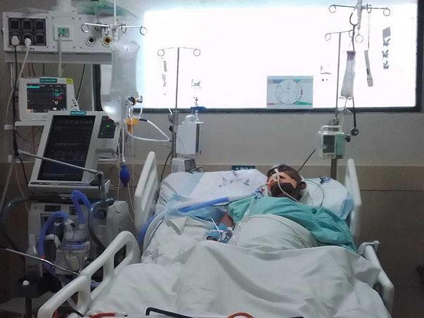 Emergency Help Maharaja Pandian Brain TB