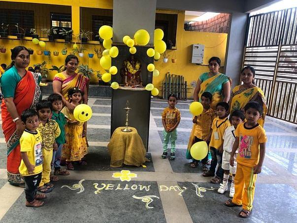 Priya Dharshinie Public School