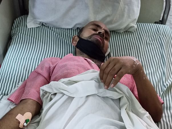 Support Hardev Singh To Recover From Kidney Tumor