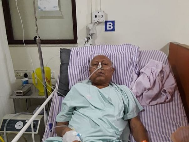 Support Sanjib Kumar Mallick Recover From Salivary Gland Cancer