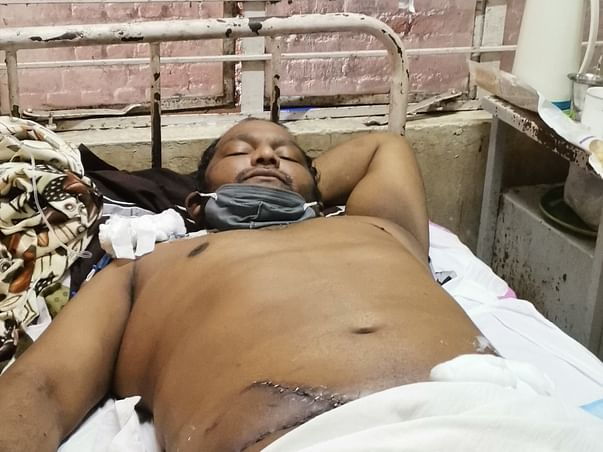 Support Dileesh Kumar Recover From Cancer (Squamous Cell Carcinoma)