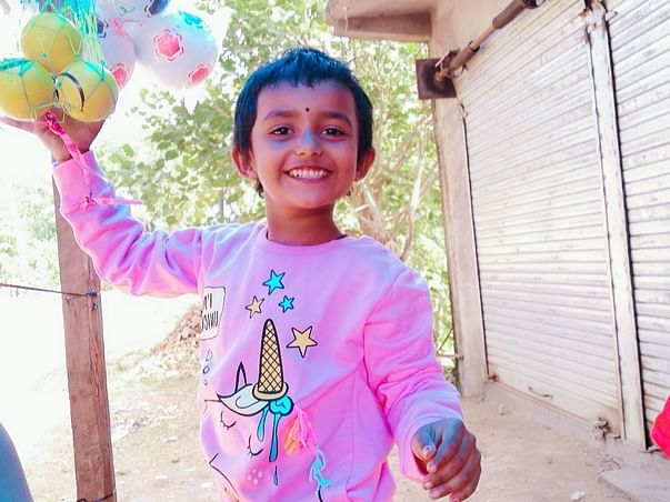 Support Anannya For Her Education