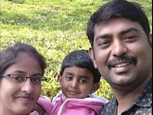 Support Vasanth's Family