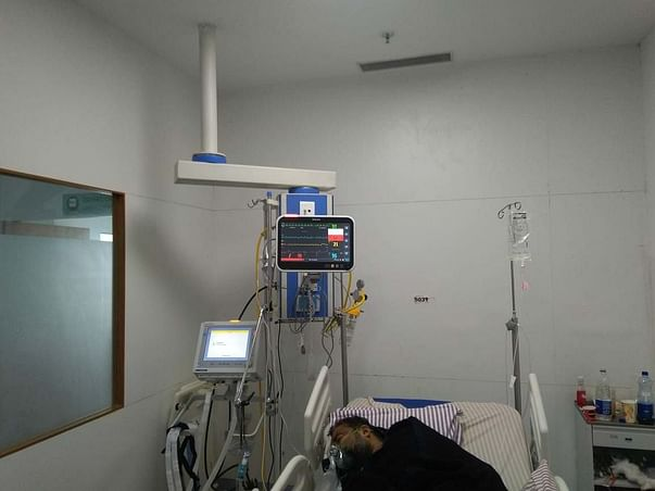 Help My Father To Recover from Post Covid