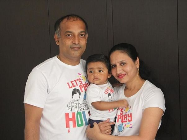 In memory of Milind Kumar Jha, support for his daughter Avya