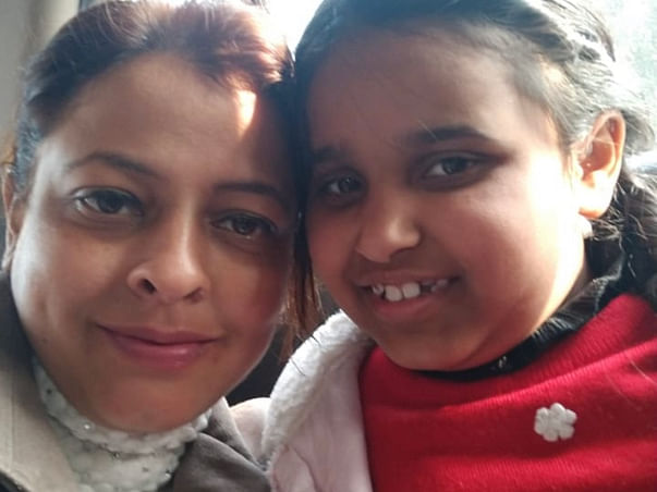 Help Meeta To Fund Her Daughter's Education