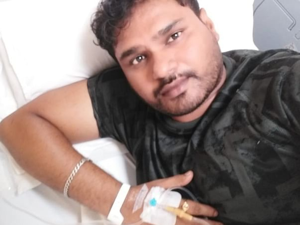 Help Kalyan Srinivas Recover From COVID and Lung Infection