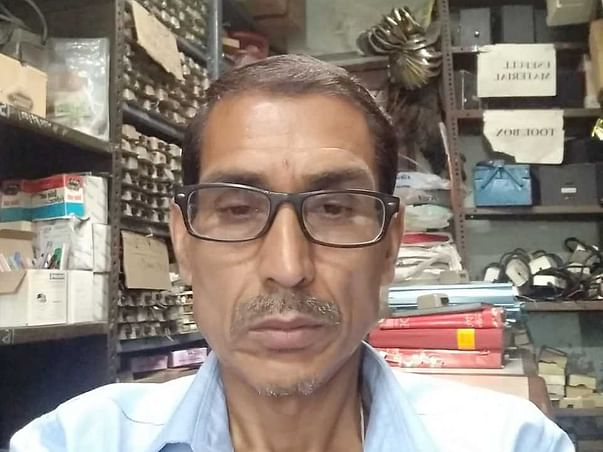 Support Gopal Singh Mehta's Family.
