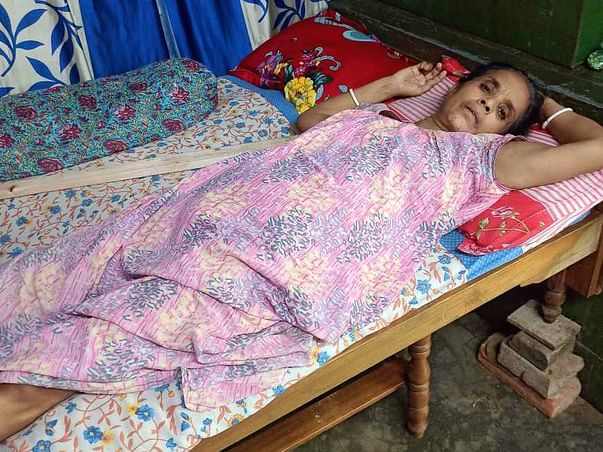 Help Ujjal Fight Cancer [Of The Spine]