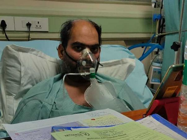 Support Sagar Kapoor Recover From Post Covid Complications