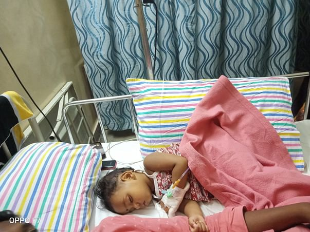 Support Dithya Atti Recover From Neuroblastoma Cancer