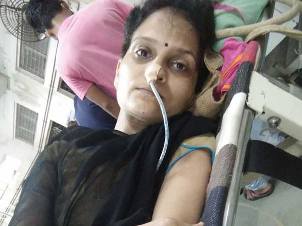 Help Poonam To Recover From Health Issues